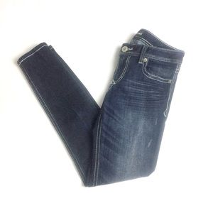 Express Stella Low Rise Skinny Jeggings Jeans